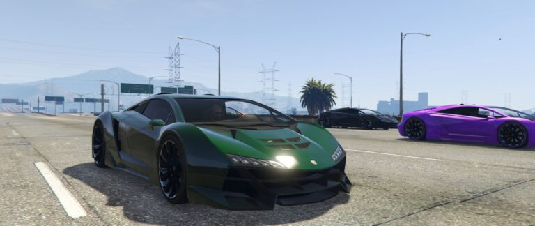 The Racing in GTA V is so fun. Cars handle well and are very sexy.