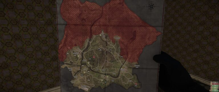 Miscreated - Map