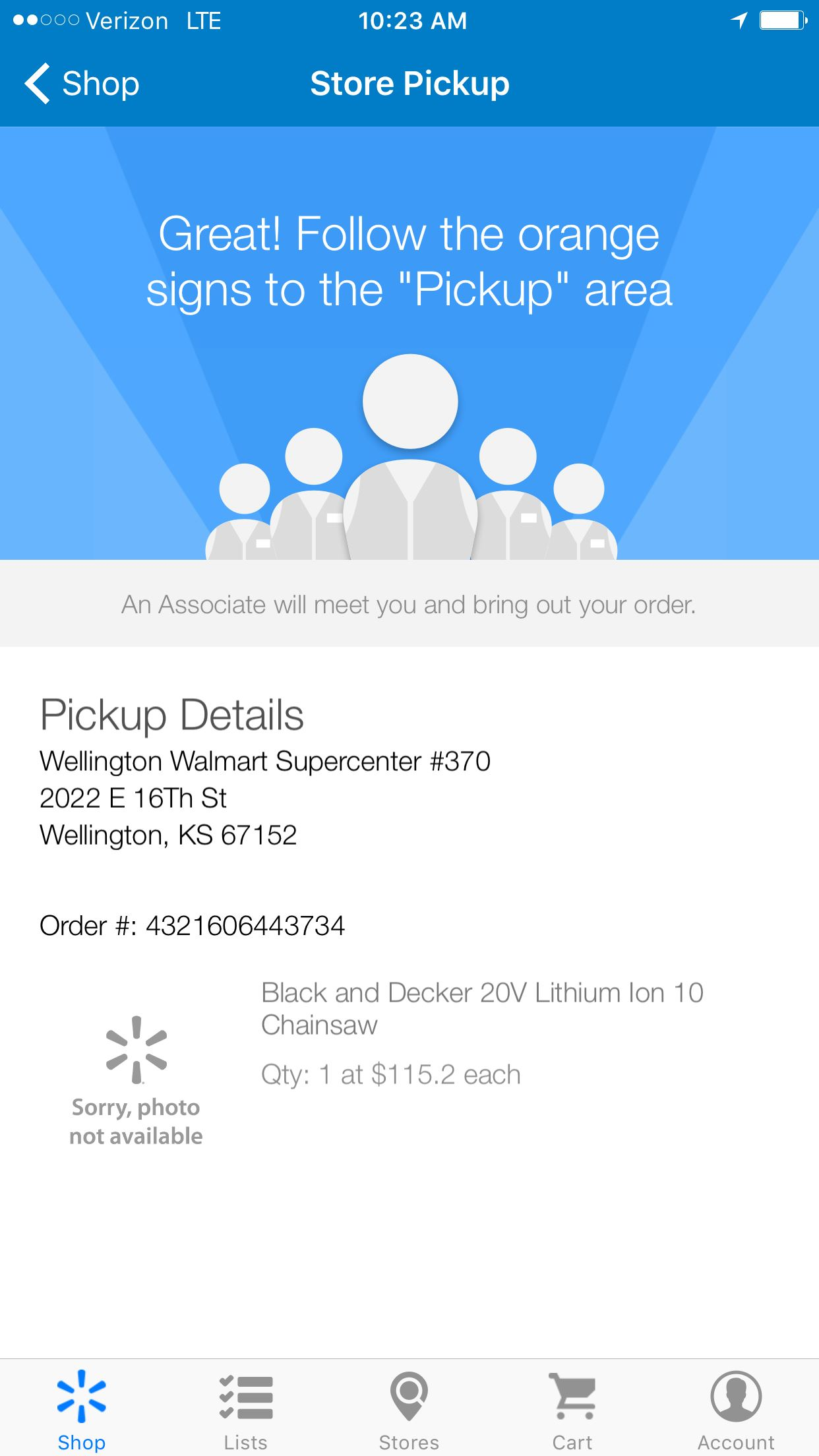 Walmartcom In Store Pickup Today Review Grunch - How to create a invoice walmart online shopping store pickup