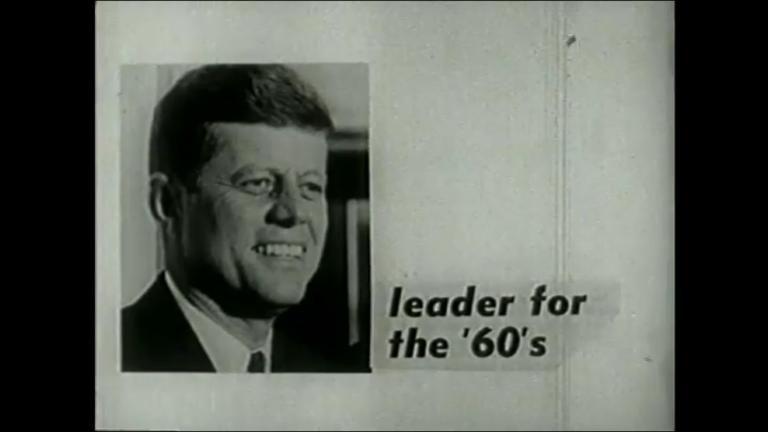 JFK 1960 Campaign Ad