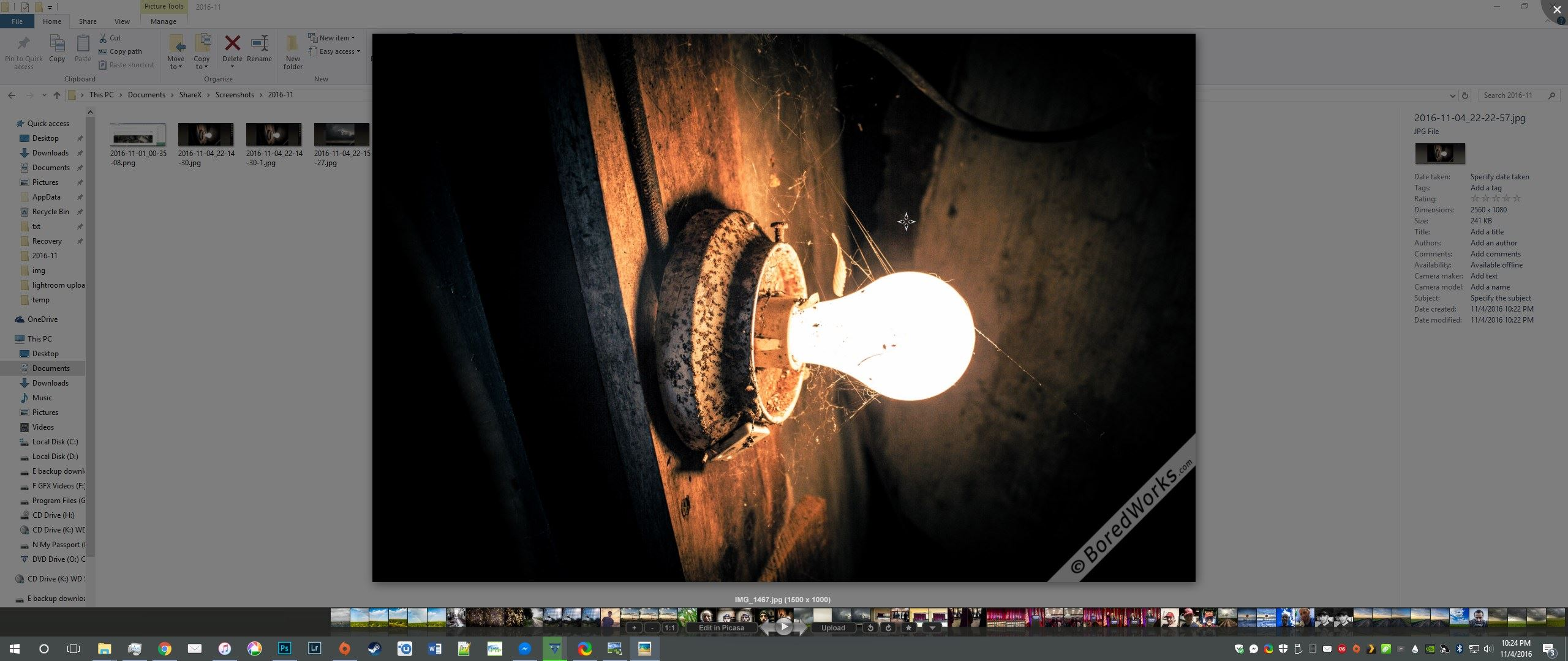 Picasa Image Viewer Replacement Nexusimage Grunch