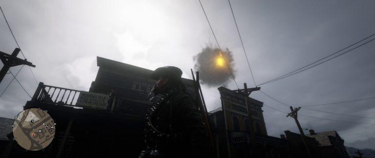 Random Hacker Sky Explosions